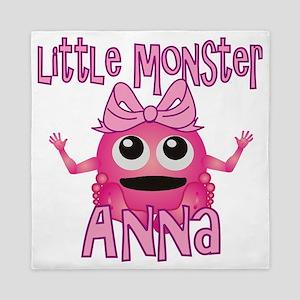 anna-g-monster Queen Duvet