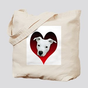 Pitbull Luv'n Tote Bag