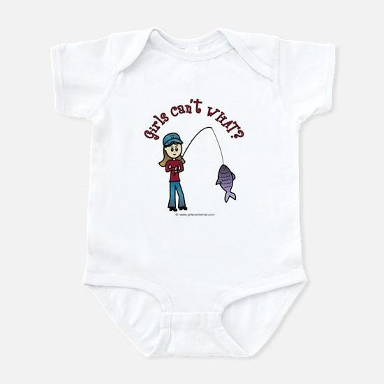Light Fishing Infant Bodysuit