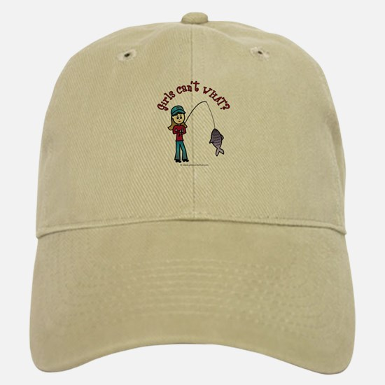 Light Fishing Baseball Baseball Cap