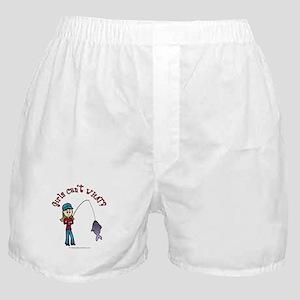 Light Fishing Boxer Shorts