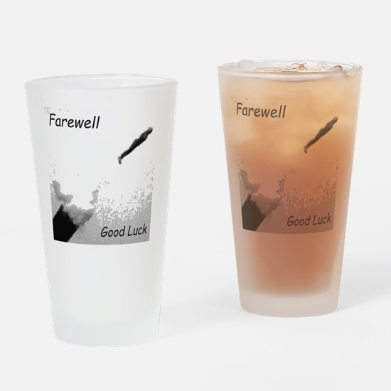 cannonball[7x7_apparel] Drinking Glass