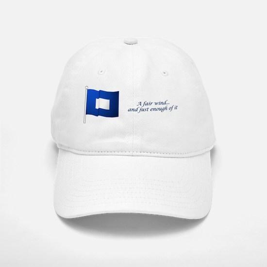 bluepeter[8.31x3_bev] Baseball Baseball Cap