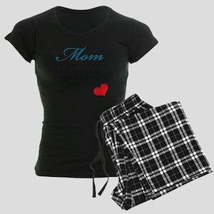2-mom (2) Women's Dark Pajamas
