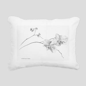 orchid_cp2 Rectangular Canvas Pillow