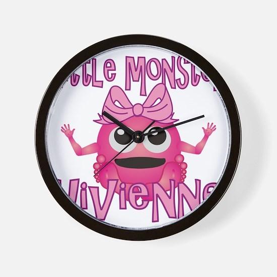 vivienne-g-monster Wall Clock