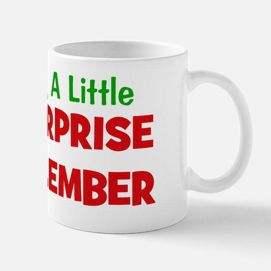 expectingalittlesurpriseindecember Mug