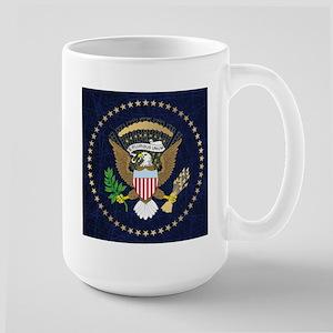 Presidential Seal 15 oz Ceramic Large Mug