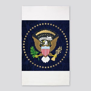 Presidential Seal Area Rug