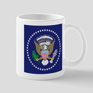 Presidential Seal 11 oz Ceramic Mug