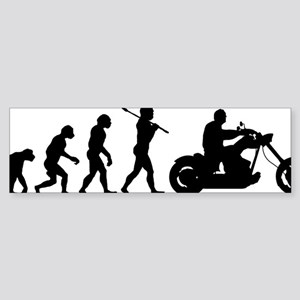 Bike Rider Sticker (Bumper)