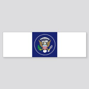 Presidential Seal Sticker (Bumper)