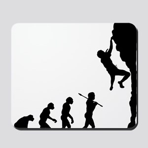 Rock Climbing 2 Mousepad