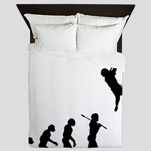 Rock Climbing 2 Queen Duvet