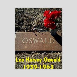 Lee Harvey Oswald 1939-1963(mini poster Twin Duvet
