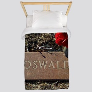 Lee Harvey Oswald 1939-1963(large poste Twin Duvet