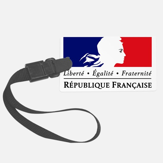 REPUBLIQUE FRANCAISE Luggage Tag