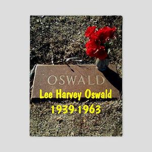 Lee Harvey Oswald 1939-1963(oval portra Twin Duvet