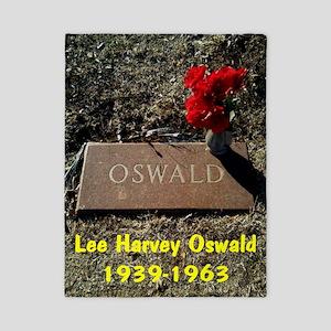 Lee Harvey Oswald 1939-1963(small poste Twin Duvet