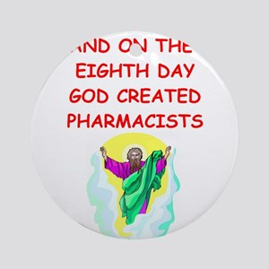PHARMACISTS Ornament (Round)