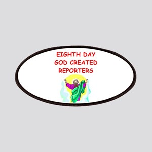 REPORTERS Patches