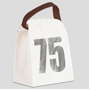 Stonewash75 Canvas Lunch Bag