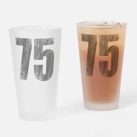 Stonewash75 Drinking Glass