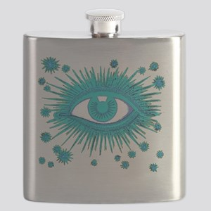 Eye Eyeball Flask