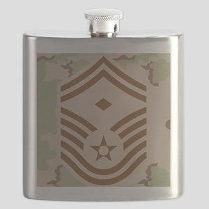 USAF-First-SMSgt-Mousepad-Desert Flask