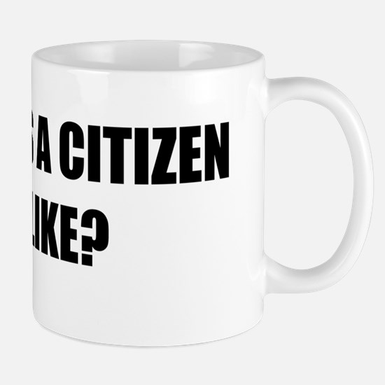 citizensticker Mug
