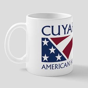 CAHRbanner Mug