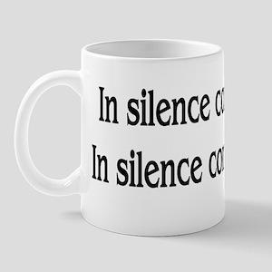 silencepeace Mug