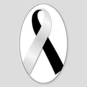 ribbon Sticker (Oval)
