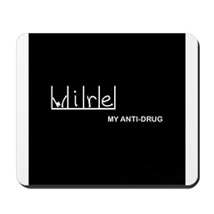 Wire - My Anti-Drug Mousepad