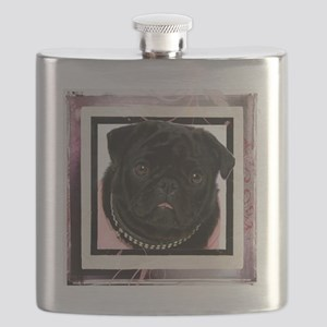 pretty in pink Flask