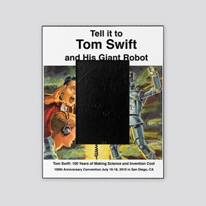 Tom Swift and his Giant Robot Picture Frame