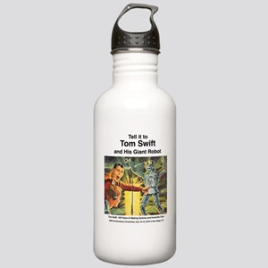 Tom Swift and his Gian Stainless Water Bottle 1.0L