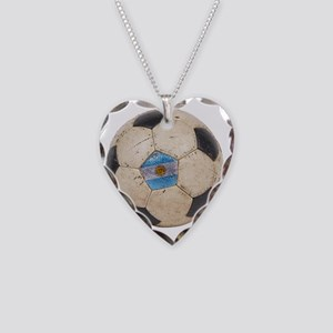 Argentina2 Necklace Heart Charm