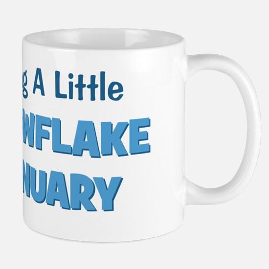 expectingalittlesnowflakeinjanuary Mug