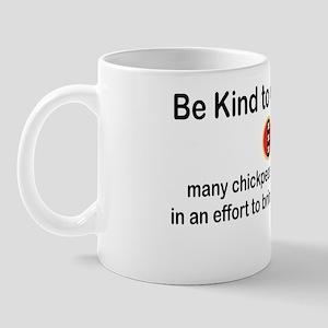 be_kind copy Mug