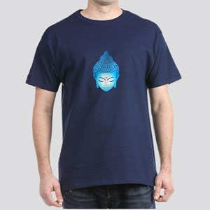 blue buddha Dark T-Shirt