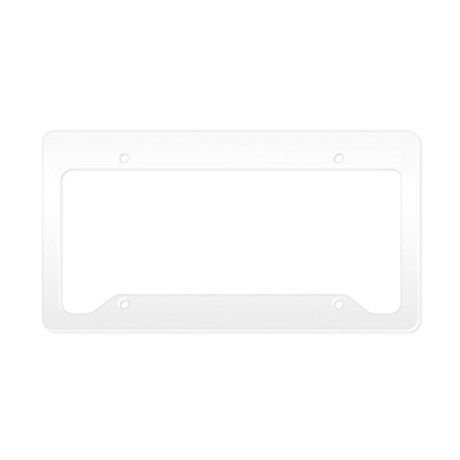 BMX Rider copy License Plate Holder