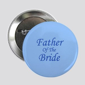 Father Of The Bride Wedding Button