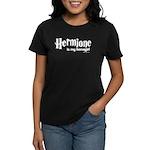 Hermione is my homegirl Women's Dark T-Shirt