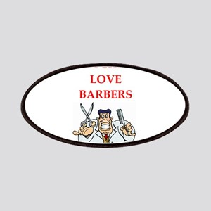 barber Patches