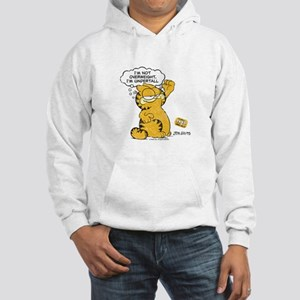 "Garfield ""I'm Undertall"" Hooded Sweatshirt"