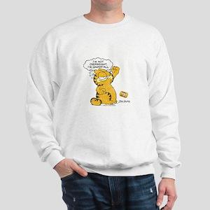"""Garfield """"I'm Undertall"""" Sweatshirt"""