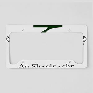 Gaeltacht2 License Plate Holder