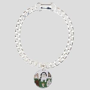 LucyandtheStreetSniffers Charm Bracelet, One Charm