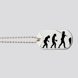 Croquet Player Dog Tags